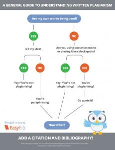 Plagiarism Infographic