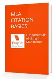 MLA Ebook