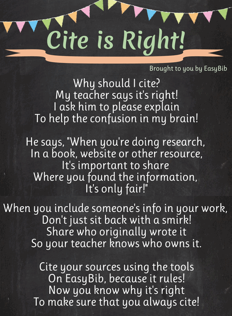 Cite is Right!
