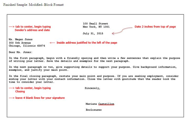 Best Closing For A Business Letter from www.easybib.com